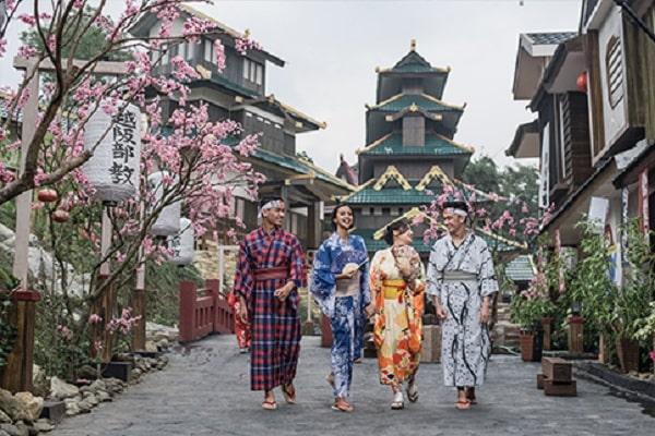 Jatim Park 3 Zona Jepang