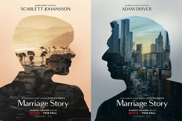 Marriage Story (2019) : Cerita Yang Tahu Kapan Untuk Berhenti Mencintai