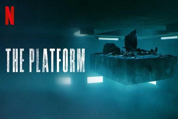 The Platform (2019) Film Kapitalisme dan Sadisme Dikemas Jadi Satu