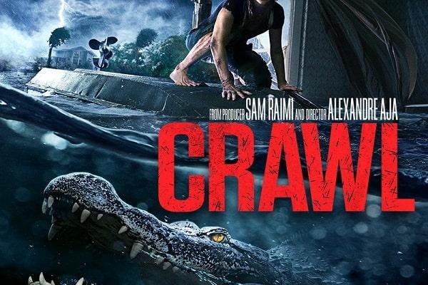 Crawl (2019) Film Thriller Yang Menegangkan Dari Awal Hingga Akhir