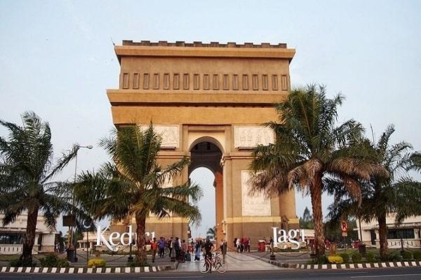 Sejarah Monumen Simpang Lima Gumul