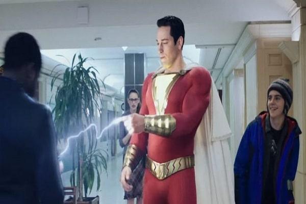 Visual Efek Film Shazam Yang Berbeda Dari Superhero Lain