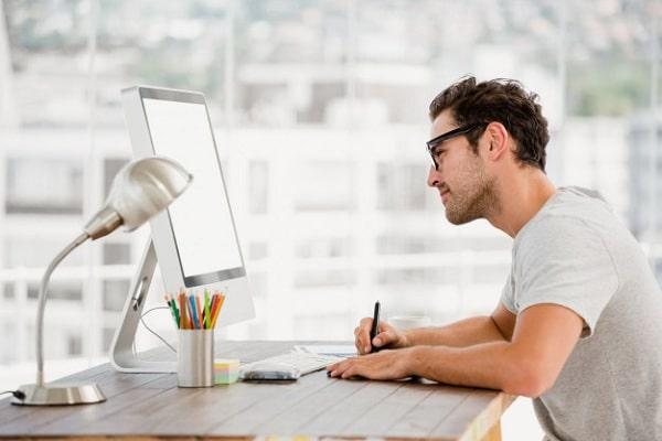 Cara Memulai Bisnis Desain Logo Grafis Profesional Modal Minim
