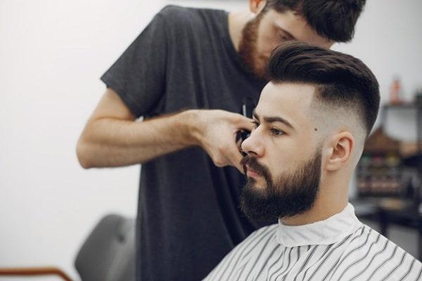 Usaha Pangkas Rambut Pemula
