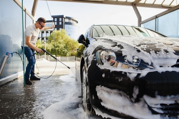 Usaha Cuci Mobil Dan Motor