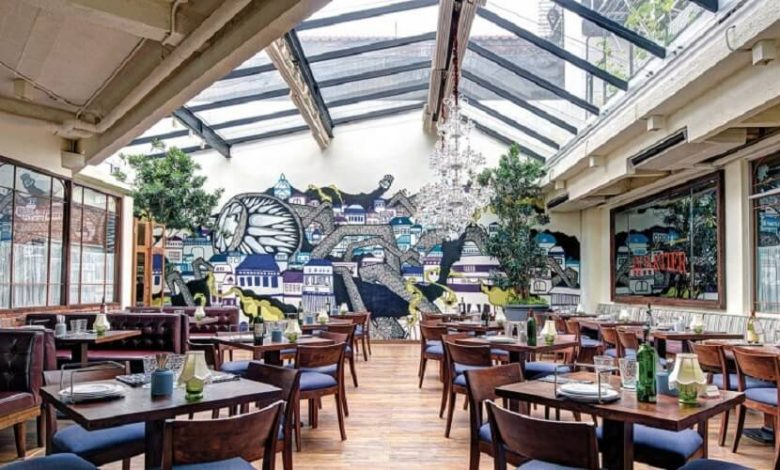 Le Quartier Restoran Klasik Romantis Jakarta