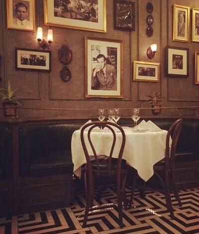 The Prohibition Restoran Klasik Romantis Jakarta