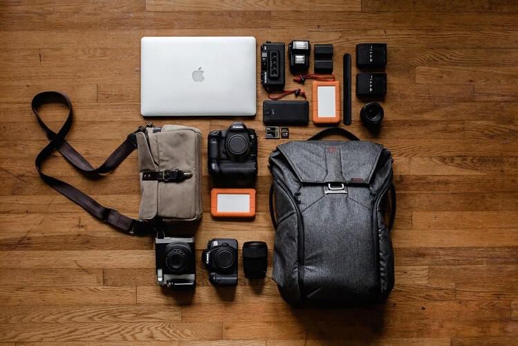 Peralatan Usaha Fotografi